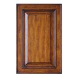 Мебель оборудование для использования вне помещений деревянные кухонные двери распределительного шкафа (YH-CD4019)