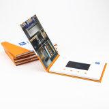 Cartão electrónico Online Livro de vídeo do cartão postal de aniversário