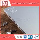 PVDF Isolation thermique et acoustique de l'aluminium Panneaux d'Honeycomb pour Enery solaire