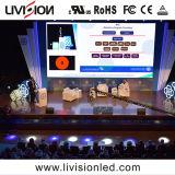 Quadro comandi dell'interno del LED del video P3.9 per la pubblicità della fabbrica della Cina
