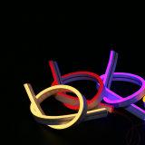 Venta caliente Bond tira flexible de 360 grados de la luz de neón