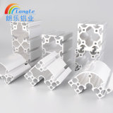 Anodisiertes Aluminiumstrangpresßling-Profil 80X80 verdrängte Aluminium vom Hersteller