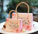 De mini Zoete Zakken van de Doos van het Suikergoed van de Koffer voor de Doos van het Suikergoed van de Decoratie van de Gunsten en van de Giften van het Huwelijk