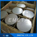 Inox 410 304 430/201 Cr Chapas laminadas a frio em aço inoxidável Chapa de folhas/bobina/Circle 2b Ba n˚ 4 hl n˚ 8 Finish