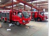 Iveco Hongyan van de Fabrikanten van China 4*2 de Vrachtwagen van de Brandbestrijding van het Merk/De Vrachtwagen van de Brand voor Verkoop