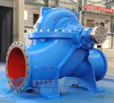 Axiales Riss-Fall-doppelte Absaugung zentrifugales Pumpe-Wasser Pumpen-System
