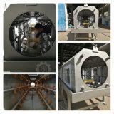 De HDPE PE PPR máquina de produção de tubo/linha de extrusão/Máquina de Fazer