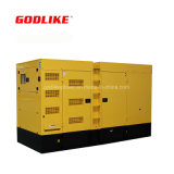 有名な工場300kw/375kVA無声Volvoエンジンの発電機(GDC300*S)
