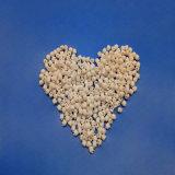 Petite Al2O3 95 % de pièces d'isolement de l'alumine isolateur électrique en céramique avec trous