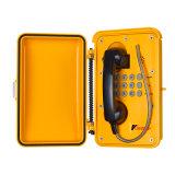 Teléfono de Emergencia Industrial impermeable de VoIP teléfono impermeable