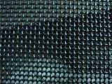Pantalla a prueba de balas revestida de la ventana de la seguridad del polvo negro 0.8mm*11mesh SUS304