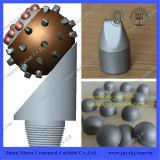 Кнопки карбида вольфрама пользы Yg11 бурового наконечника масла параболистические