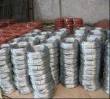 中国の製造者によって電流を通された柔らかい結合ワイヤーはまたは鉄ワイヤーに電流を通した