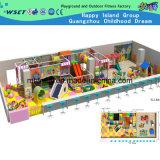 Оборудование популярной крытой спортивной площадки крытое мягкое для детей (H14-0839)