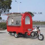 Carros móveis móveis do alimento do caminhão de cozinha para o café