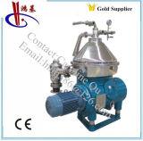 Alto separador automatizado de la centrifugadora del disco de la levadura de Strengh de la operación