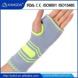 Manga de suporte de suporte de protetor de pulso de palma de amostra livre