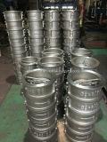 Válvula de verificação da bolacha do aço inoxidável do ANSI Cl150, porta dobro