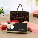 18 redes del rectángulo de empaquetado del chocolate, rectángulo del caramelo, rectángulo de regalo de papel