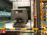 Cabine de pulverização de automóveis, sala de pintura para manutenção de automóveis