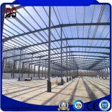 Estructura de acero prefabricada de la instalación fácil para el almacén