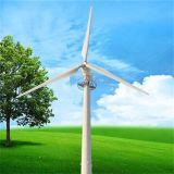 el generador de viento horizontal del control eléctrico 10kw-100kw con de poco ruido y inferior comienza para arriba velocidad del viento