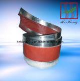 Conetor flexível da tubulação do silicone aprovado do GV (HHC-280C)
