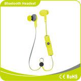 Aptidão de pouco peso da forma que funciona auriculares apropriados estereofónicos de Smartphone Bluetooth do preço de fábrica da em-Orelha