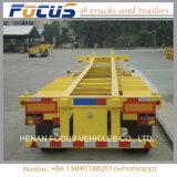 Aanhangwagen van de Container van de Vrachtwagen van de Fabriek van China de Gloednieuwe Zware