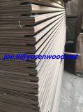 Base de la madera dura del pegamento de WBP 21 capas del envase de la madera contrachapada del suelo
