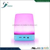 2017 Hete Verkopende Spreker Bluetooth met Kleurrijke LEIDENE Lamp