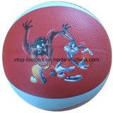 El baloncesto con espuma de alta calidad de la superficie de tamaño 7
