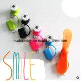 Kühlventilator des neuen mobilen Zubehör-MiniHandy-2in1 mit USB