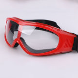 Barato o logotipo personalizado Óculos de protecção com estrutura de PP
