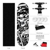 2020 New Design Fashion Bracket Skateboard Four-Wheel Skateboard