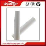 Fu 100gsm 2,4m de Secagem Rápida Non-Curled sublimação de tinta de grande formato papel para transferência de calor