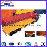 2016 precio de fábrica Tri-Eje 60 Ton contenedor de 40 pies del semi-remolque