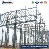 Vorfabriziertstahlkonstruktion-Fabrik-Werkstatt mit Kran (Stahlgebäude)