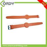 TK4100 wristband registrabile impermeabile di braacelet 125kHz RFID
