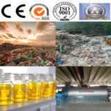 Circulação de Material de Reciclagem de Óleo de Combustível
