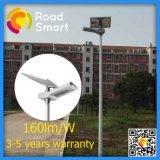 lampada esterna autoalimentata solare del giardino della via 15W-60W con il sensore di movimento