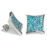 Monili degli orecchini della vite prigioniera dell'argento sterlina di Hotsales 925 per le donne