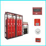 FM200 nettoient les systèmes d'extinction d'élimination de gaz d'incendie d'agent
