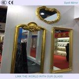 Miroir encastré / miroir / miroir mural / 2mm, 3mm, 4mm, 5mm, 6mm