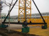 Grue à tour mobile avec le chargement 6 tonnes 10 tonnes