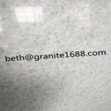 Mattonelle di pavimento popolari di marmo bianche di cristallo della Cina di garanzia della qualità