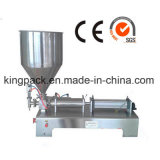 Máquina de rellenar semi automática con el certificado del Ce