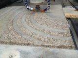 Grabado de piedra del CNC para el granito de mármol