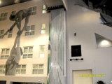 전시실을%s 알루미늄 극초단파 칸막이벽 또는 호텔 또는 경기장 또는 회의 홀