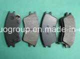 TS16949 a approuvé les plaquettes de frein pour Toyota Honda Nissan voitures Mazda Misubishi